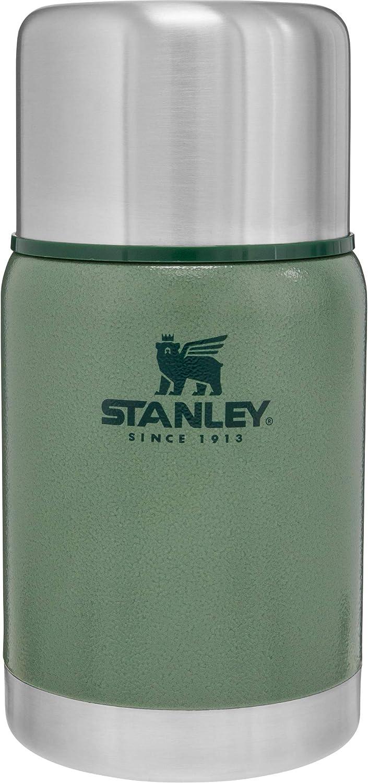 STANLEY Vacuum Food Jar 2019 709ml 0.7L Hammertone Green