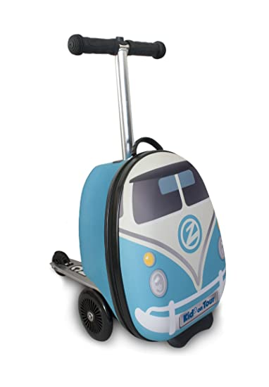 Zinc H2O Mini Flyte Scooter Cum Trolley Bag For Kids: Amazon.in ...