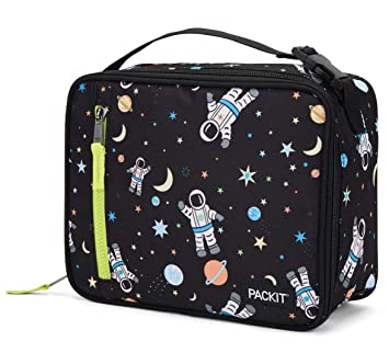 Pack It Freezable Classic Lunch Box, Spaceman by Pack It