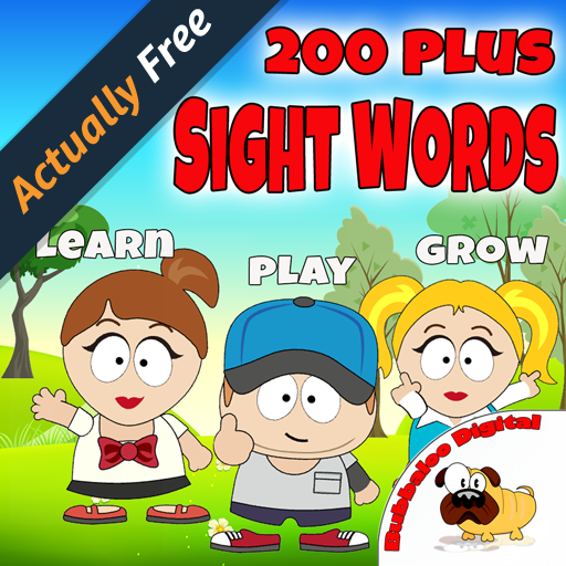 200 Plus Sight Words