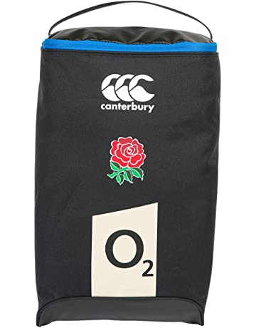 52187c047f Canterbury Of New Zealand Unisex s Official England 18 19 Rugby Bootbag
