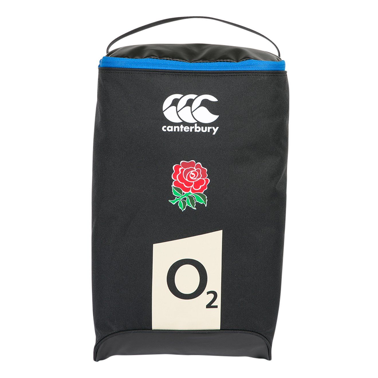 Canterbury Of New Zealand Unisex's Official England 18/19 Rugby Bootbag, Anthracite, One Size E201438A90
