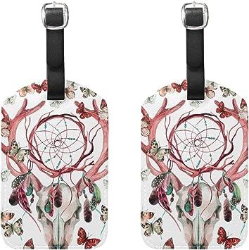 Ahomy Bolso de mano para mujer, diseño de calaveras con