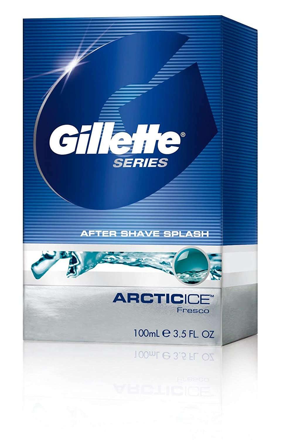 The Gillette Aftershave Splash Arctic Ice - 100 ml 3430774
