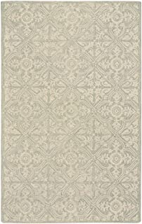 """product image for Capel Edna Green 8' 0"""" x 10' 0"""" Rectangle Hand Tufted Rug"""