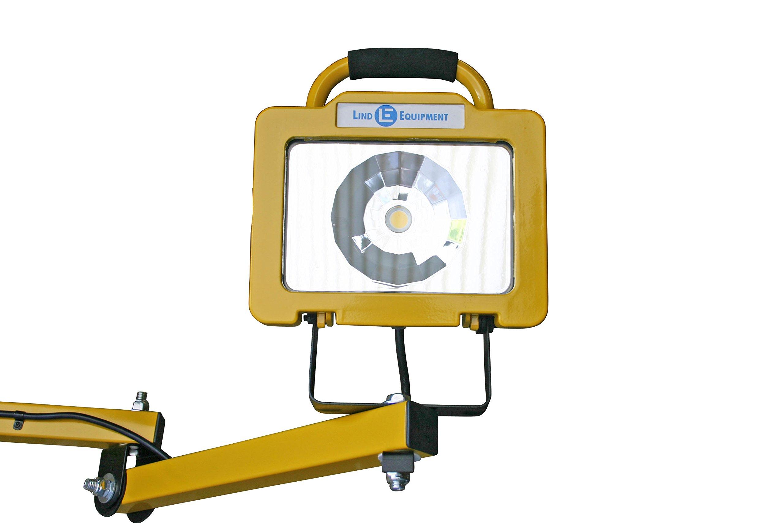 Lind Equipment L41LED Heavy Duty LED Dock Light by Lind Equipment