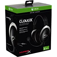HyperX CloudX Pro Auriculares de Gaming para Xbox One/PC (HX-HSCX-SR/NA)