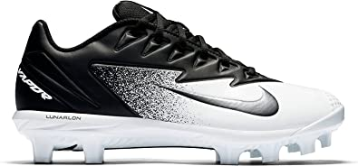 hot sales 0d35d 71459 Nike Men's Vapor Ultrafly Pro MCS Baseball Cleat Black/Metallic  Silver/White Size 7