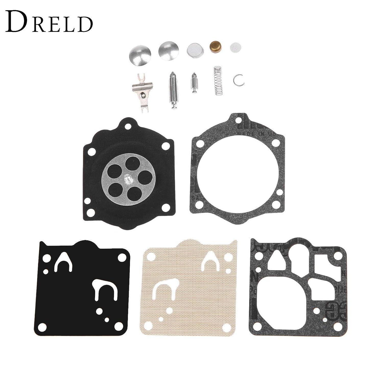 For STIHL Walbro Gasket Carburetor Repair Rebuild Diaphram Carb K12-WJ Sale Nice