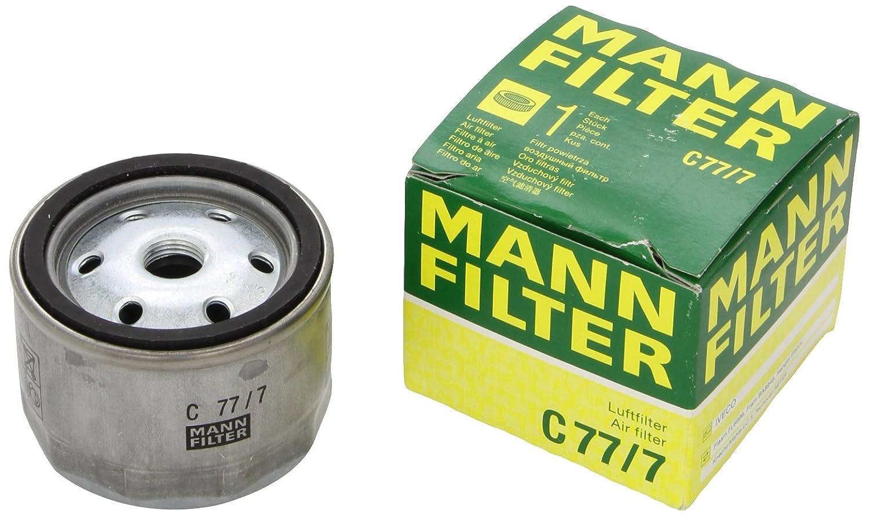 Original MANN-FILTER Luftffilter C 24 026 F/ür PKW
