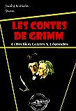 Les contes de Grimm (avec illustrations): édition intégrale