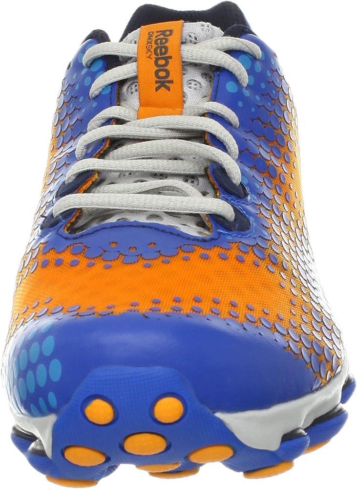 Reebok SkyCell DMX Tenis para Correr para Hombre, Naranja (Nacho ...