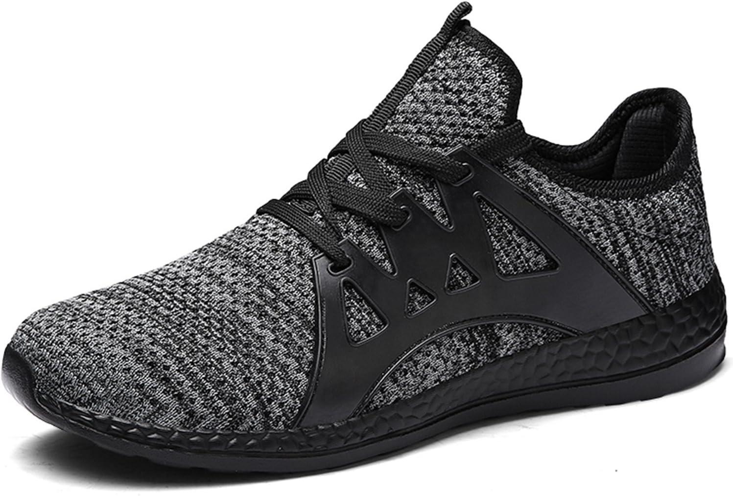 SINOES Zapatillas de Deportes Hombre Mujer Zapatos Deportivos Running Zapatillas para Correr: Amazon.es: Zapatos y complementos