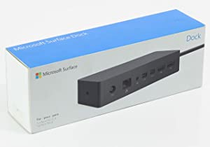 Microsoft Surface Dock (Compatible with Surface Pro 3, Surface Pro 4, and Surface Book)