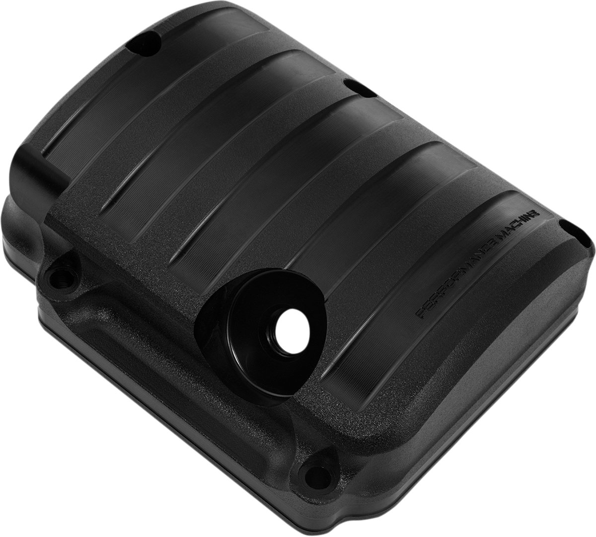 Performance Machine Drive Black Ops 5-Speed Transmission Cover