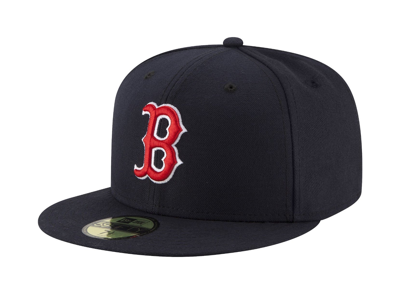 best service 0be81 18213 Galleon - New Era MLB Boston Red Sox Game AC On Field 59Fifty Fitted Cap-718