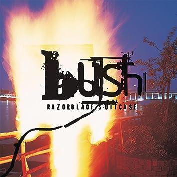 cd bush razorblade suitcase
