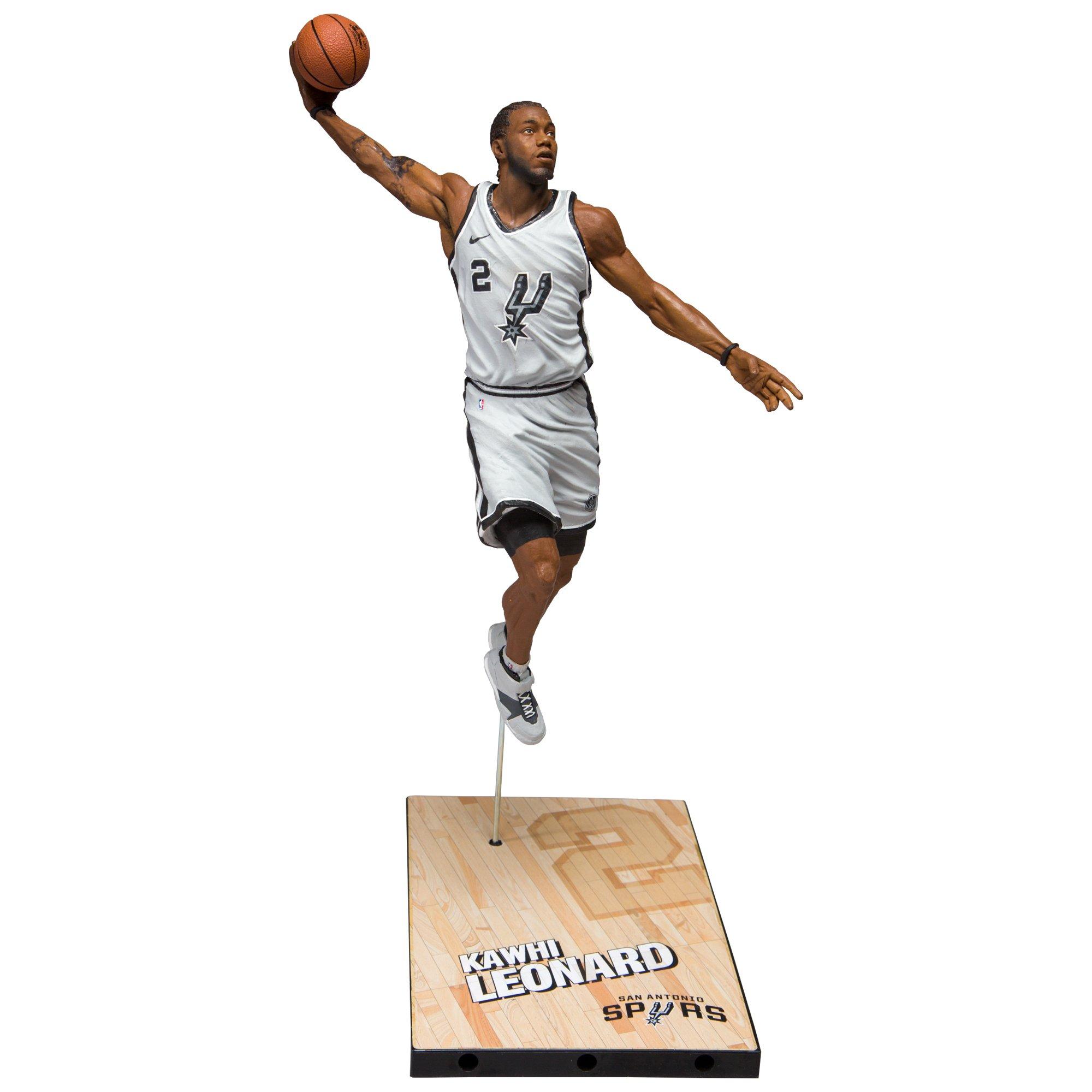 McFarlane Toys Nba Series 31 Kawhi Leonard San Antonio Spurs Action Figure by McFarlane
