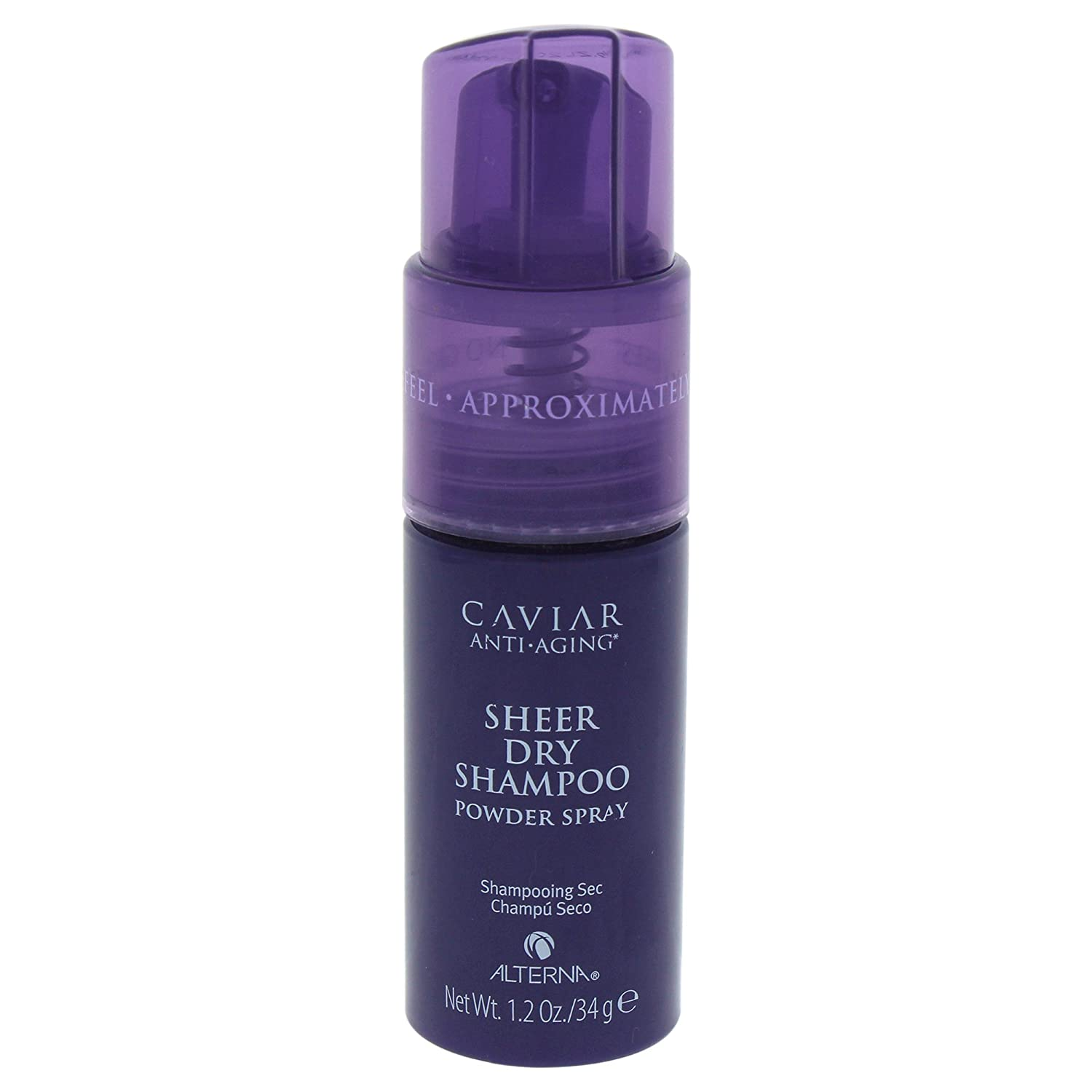 Caviar Anti-Aging Sheer Dry Shampoo, 1.2-Ounce Alterna Haircare B01M4R6ZHW