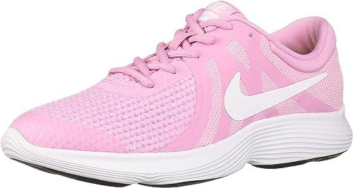NIKE Revolution 4 (GS), Zapatillas de Entrenamiento Niñas: Amazon ...