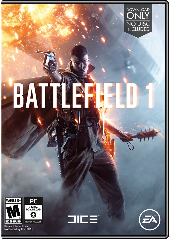 Battlefield 1 [Online Game Code] by Electronic Arts
