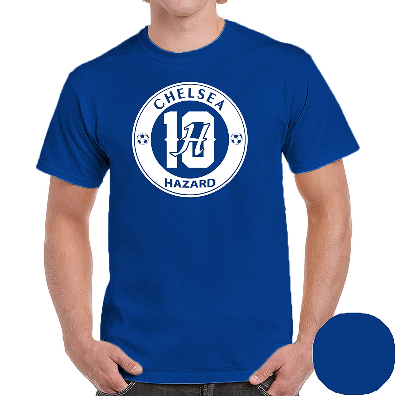 Amazon.com: Mukuwa Sport Chelsea Camisa Eden Hazard #10 ...