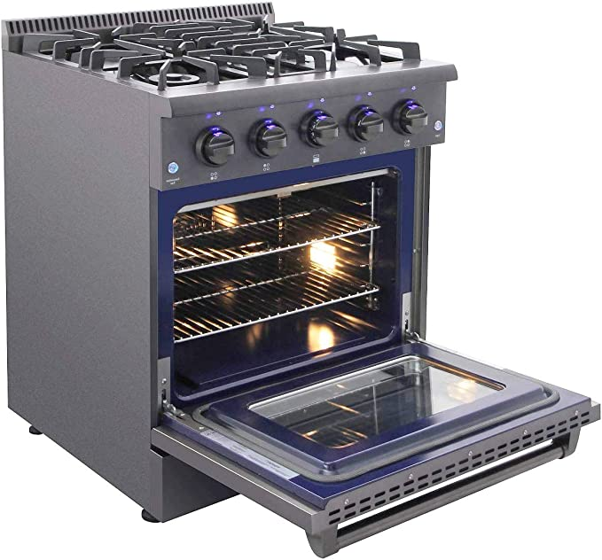 Amazon.com: Thor Kitchen - Horno de cocina independiente de ...