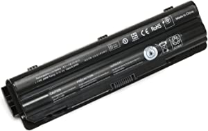 New 90Wh Replacement Battery for Dell XPS 14 L401X XPS 15 L501X L502X XPS 17 L701X L702X Compatible with AHA63226270 AHA63226276 JWPHF J70W7 WHXY3 Laptop Battery 11.1V 90Wh 9-Cell