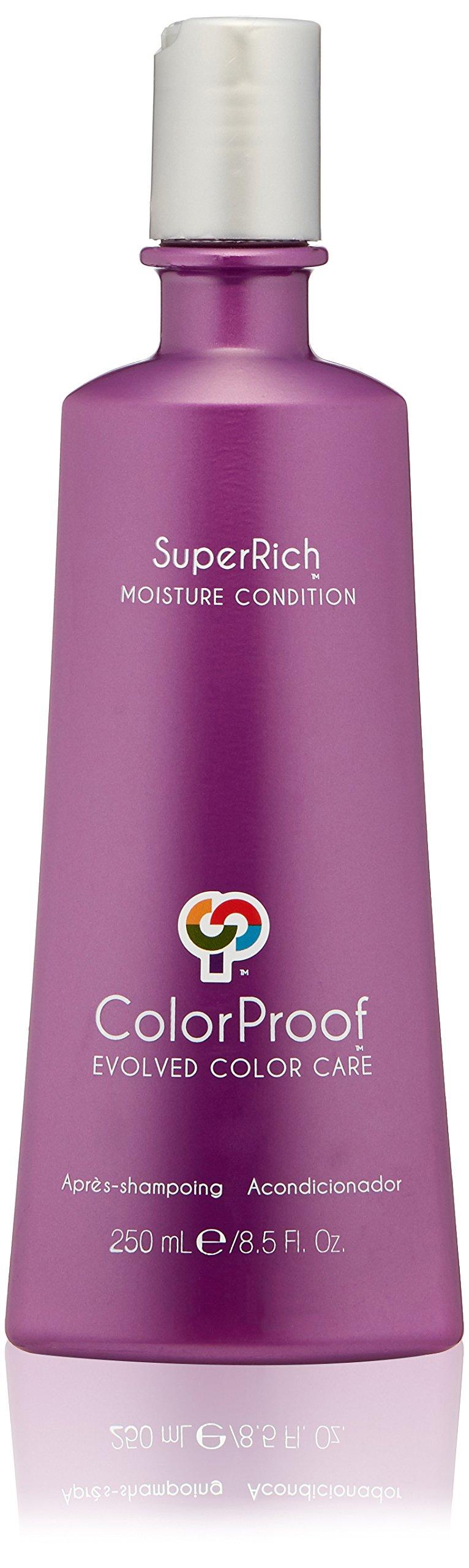 ColorProof SuperRich Moisture Sulfate-Free Condition 8.5 Fl. Oz.