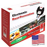Electronic Rust Prevention Systems Self Install Kit for Motor Vehicle RV Truck 4x4 4WD SUV Car, Anti-Corrosion Protection Pro
