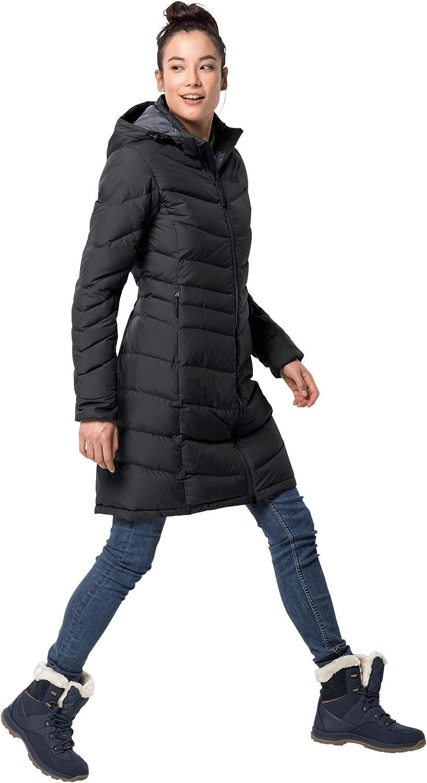Jack Wolfskin Selenium Coat Damesmantel: Amazon.nl