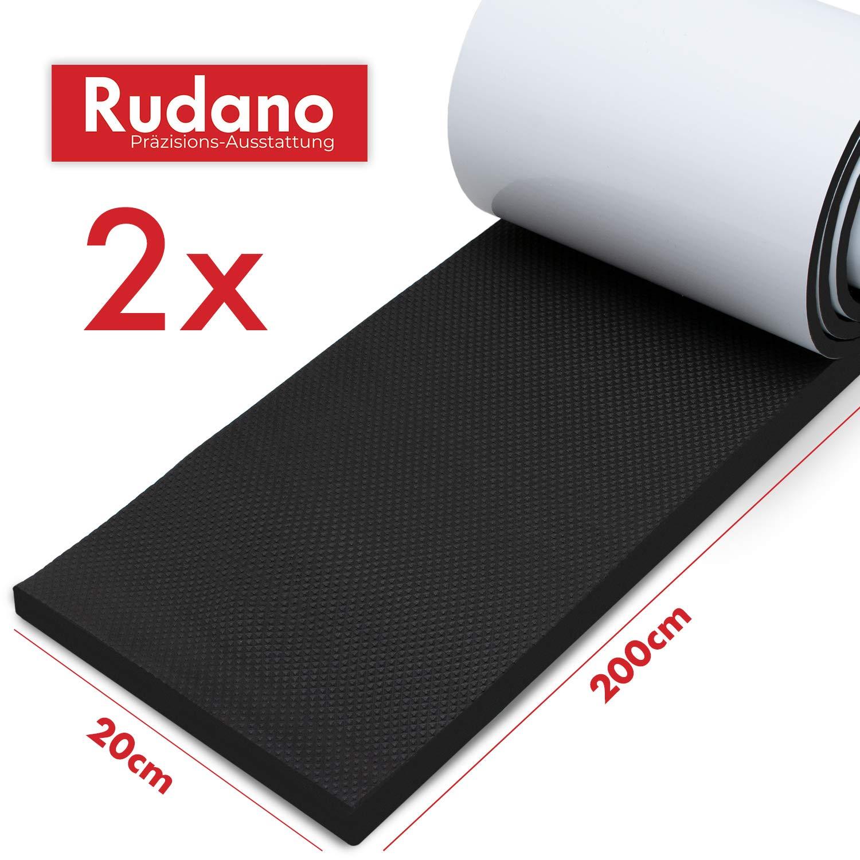 Protection murale Rudano mousse auto-adh/ésive comme protection murale de garage protection de porte prot/ège votre voiture contre les rayures les bosses et les /éraflures
