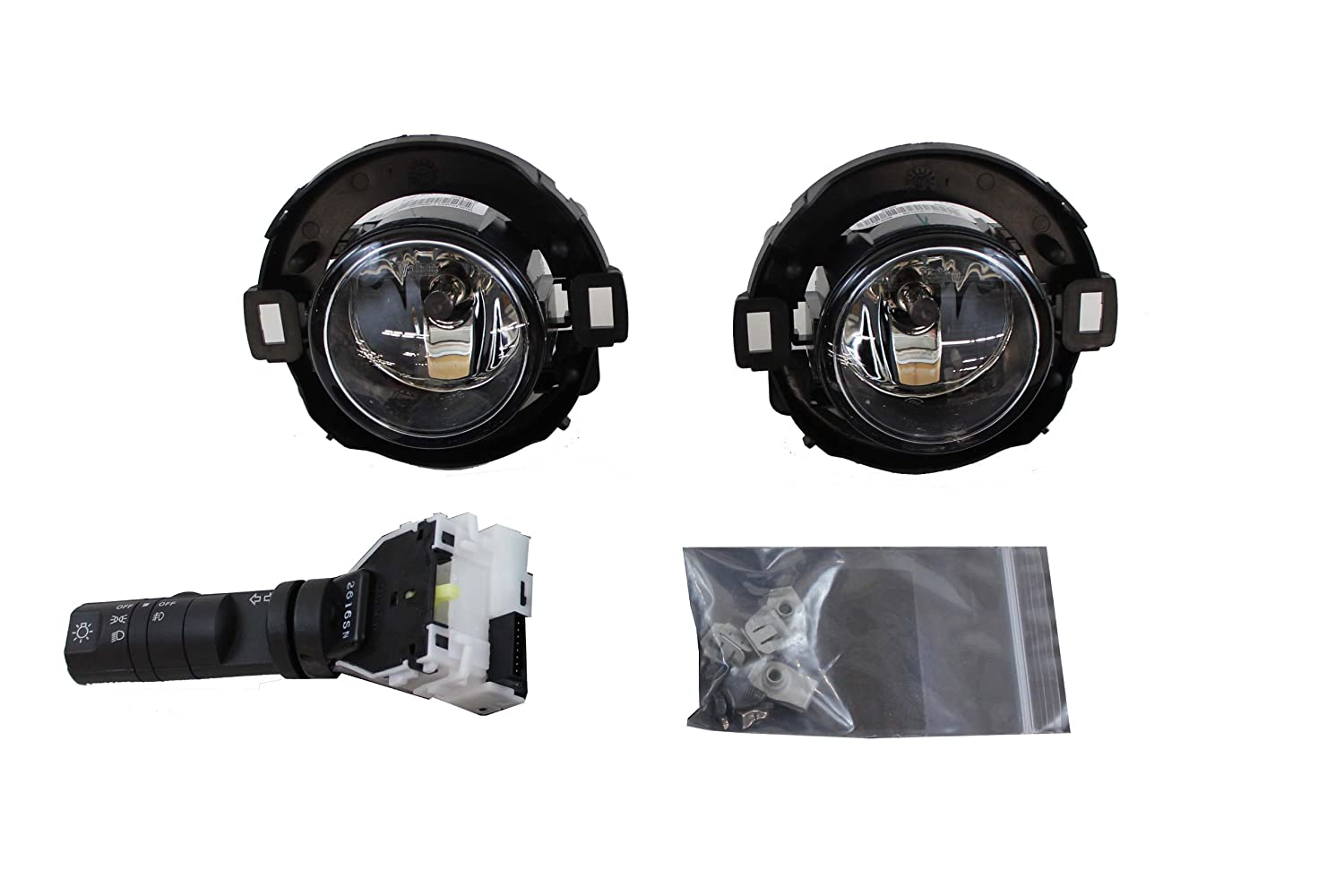 Thread How Do You Wire The Fog Lights Nissan Genuine Accessories 999f1 Kv000 Light For Plastic Bumper Automotive