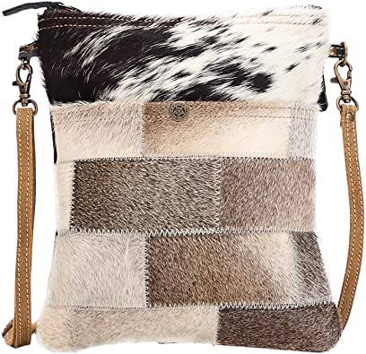 Myra Bag Cube Upcycled Leather Cowhide Crossbody Bag S 1482 Handbags Amazon Com All categories amazon devices amazon fashion amazon global store appliances automotive parts & accessories amazon best sellers. amazon com