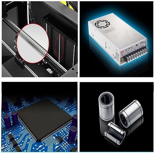 Win-Tinten Impresora 3D de segunda generación Boquilla doble negra ...