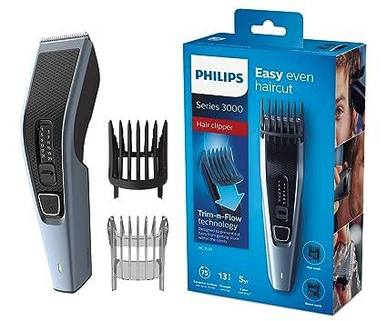 Philips HAIRCLIPPER Series 3000 Cortapelos HC3530 15 - Afeitadora (Negro ccc8de526551