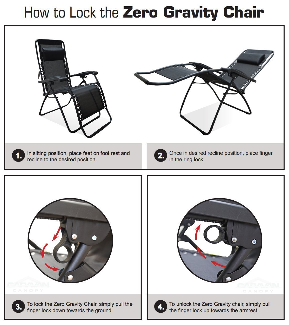 Amazon.com: m.e.r.a. Zero Gravity reclinable silla de salón ...