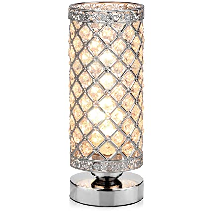 Hot Sale K9 Crystal Table Lamps For Home Bedside Bedroom Night Lights Led Gold Table Lights Led Indoor Wall Lamps Lights & Lighting