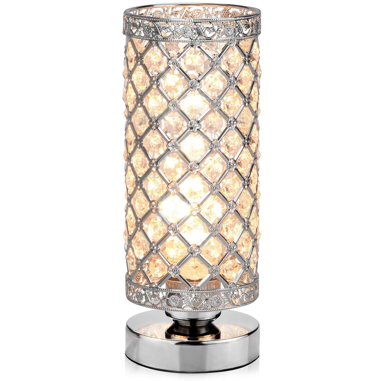 Table Lamp, Petronius Crystal Table Lamps, Decorative