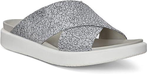 ECCO Damen Slide Flowt Lx Schlappen: : Schuhe
