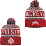 best website e7ded 1ff9b Top of the World Ohio State Buckeyes Adult NCAA Acid Rain Cuffed Knit Beanie  - Team
