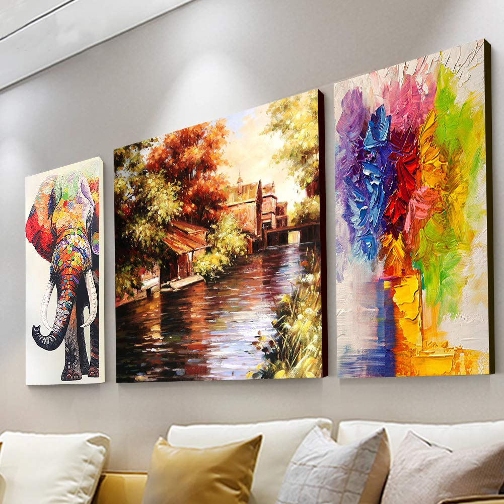 for Oil Paintings Poster Prints 12x20//30x50cm Solid Canvas Stretcher Frames DIY Arts Accessory Materials Supply Premium Pine Wood Strips Bar Set