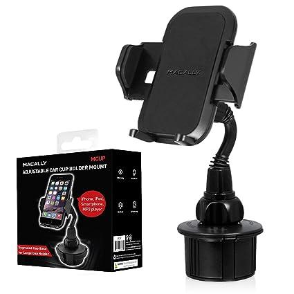 Amazon.com: Macally - Soporte para teléfono móvil con cuello ...
