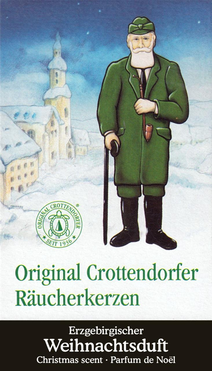 Crottendorferクリスマス香りGerman Incense ConesドイツのクリスマスSmokers B075SMP9WJ