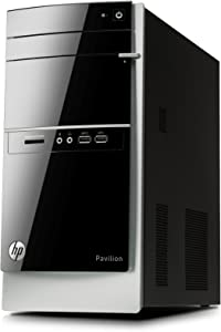HP Pavilion 500-281 Desktop, Intel Core i3-4130 (3.40 GHz), 4GB RAM, 1TB HDD, Windows 7 Home