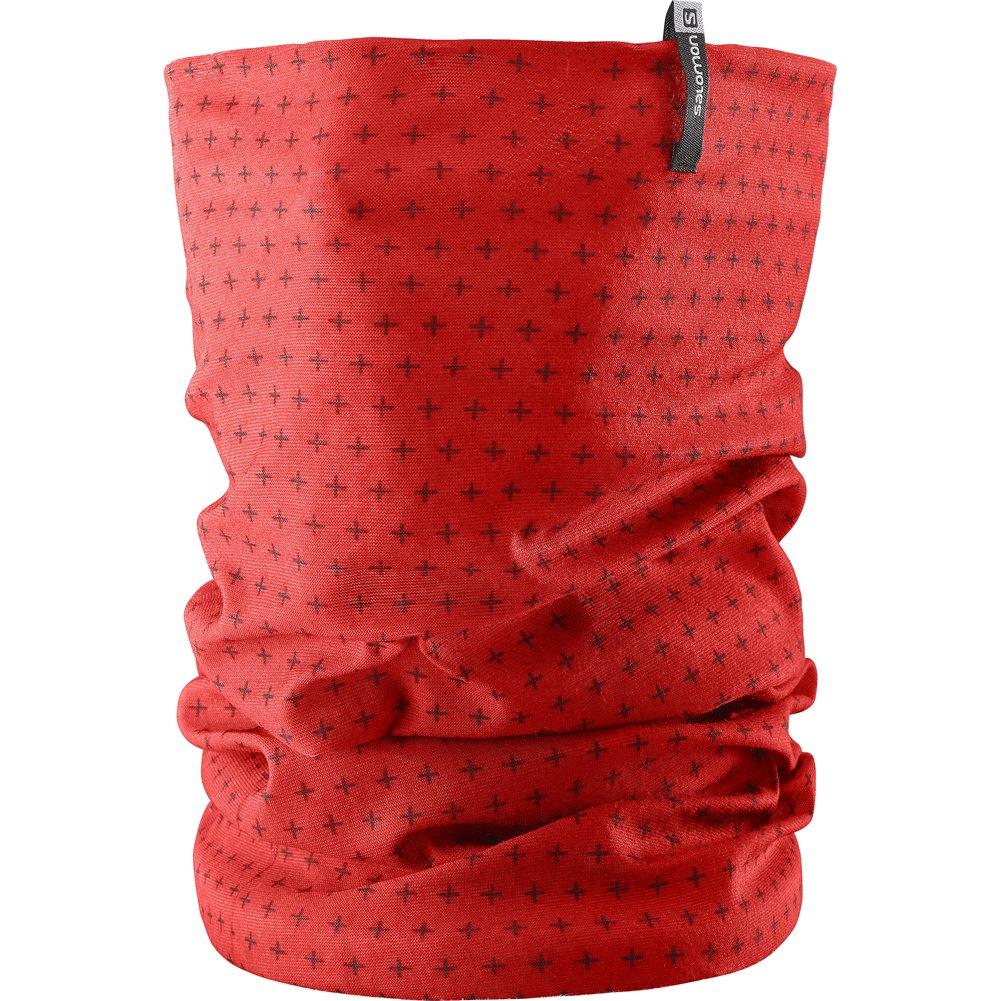 Salomon Tube Bandana, Herren, Rot (Matador), Einheitsgröße