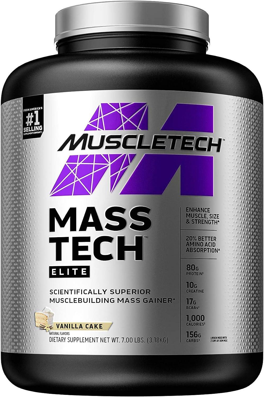 Muscletech Suplemento para Deportistas Mass Tech ...