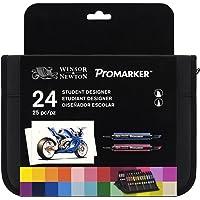 Winsor&Newton ProMarker, Çantalı Set (24 renk)