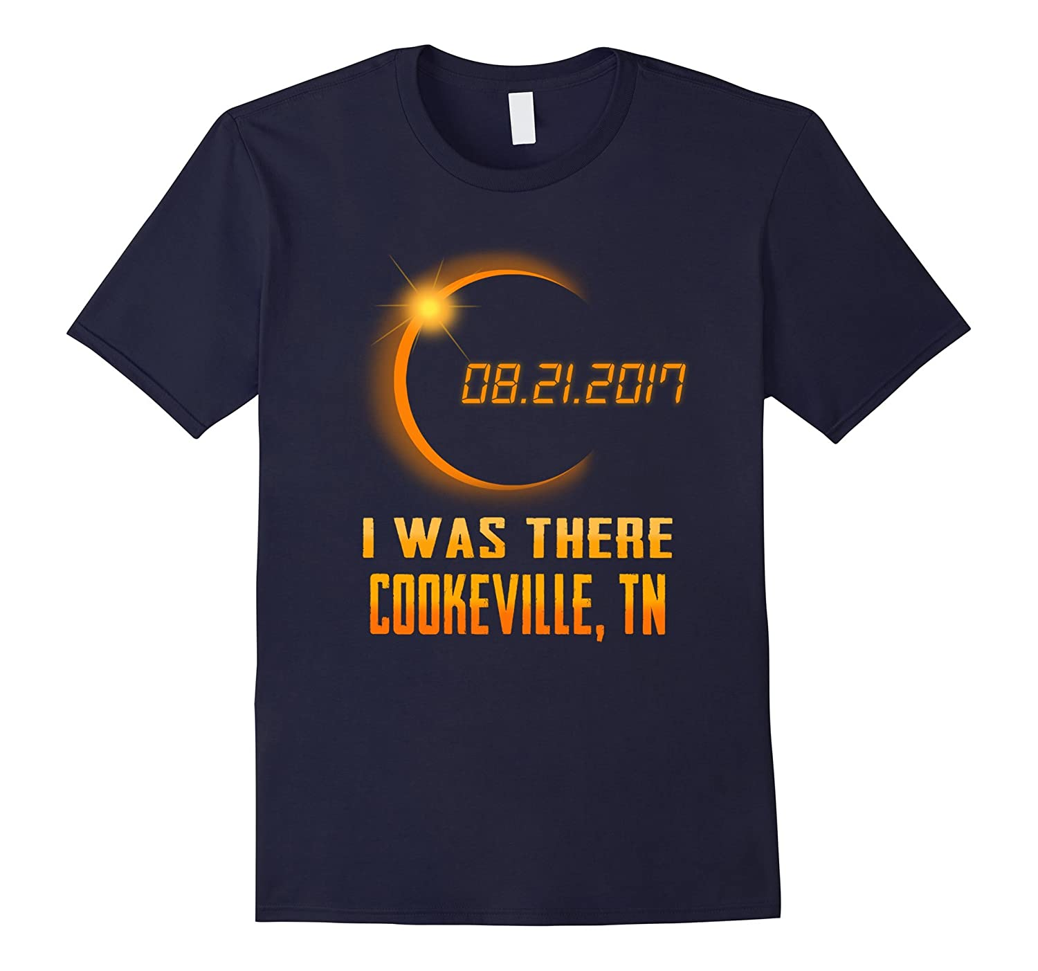 Beautiful cookeville Tennessee Total Solar Eclipse 2017 Tee-BN