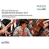 Sämtliche Werke für Orchester Vol.3